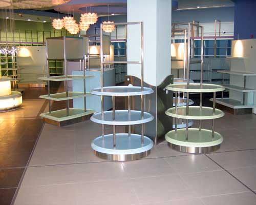Misc SS displays for NSLC Mic Mac Mall